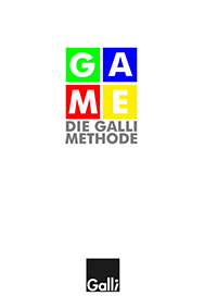 Game - Die Galli Methode® - Loseblattsammlung